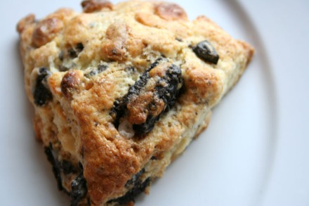 Cookies 'n Cream Scone