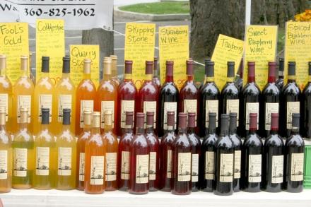 Farmer's Market alcoholic cider