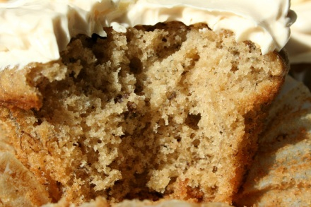 Cupcake crumb