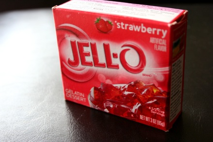 Strawberry Jell-O