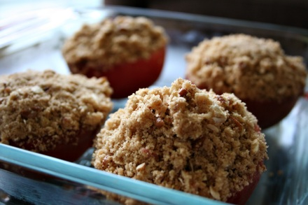 More crumble = More awesome