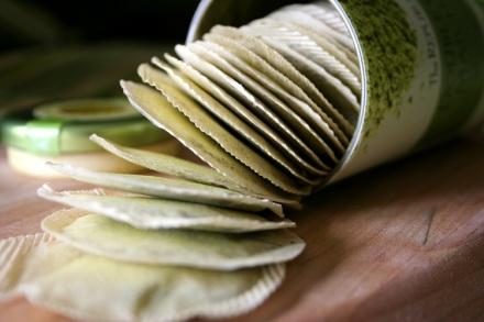 Matcha teabags