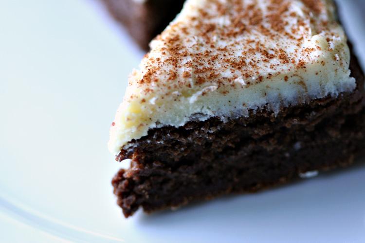 Cappuccino Brownies | Amandeleine