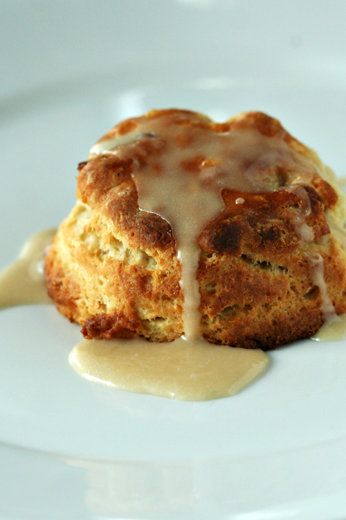 Maple Bacon Biscuits | Amandeleine