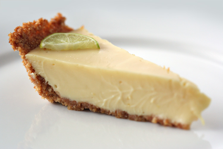 Key Lime Pie | Amandeleine