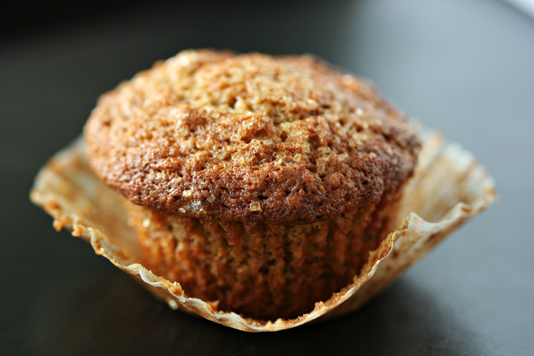 Or an applesauce spice muffin. I made these on Saturday and they were ...