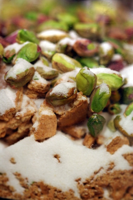 Pistachio Crust Ingredients