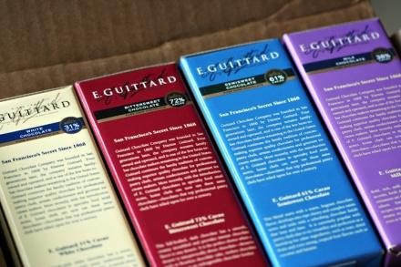 E Guittard Chocolate