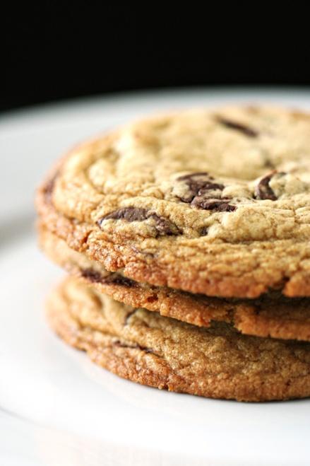 Bouchon Bakery's Chocolate Chip Cookies  |  Amandeleine
