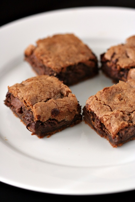 Chocolate Malt Bars  |  Amandeleine