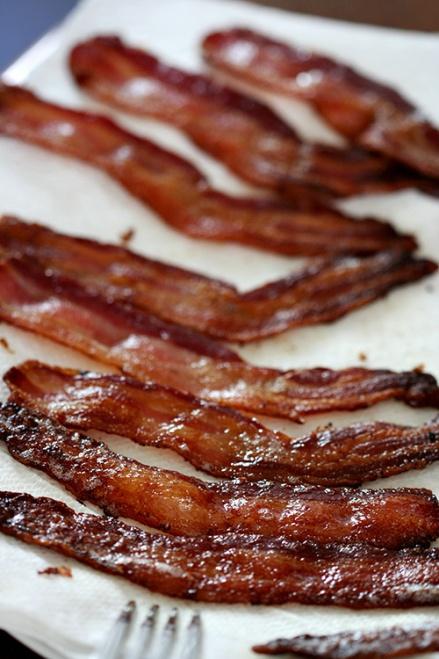 Bacon     Amandeleine