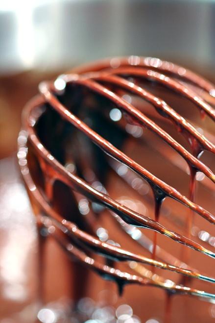 Melted Chocolate     Amandeleine