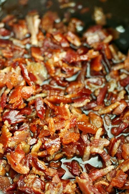 Bacon in Syrup     Amandeleine