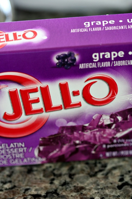 Grape Jello