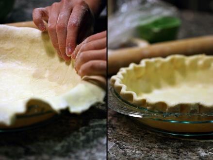 Pie Crust  |  Amandeleine