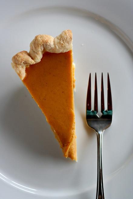 Pumpkin Pie  |  Amandeleine