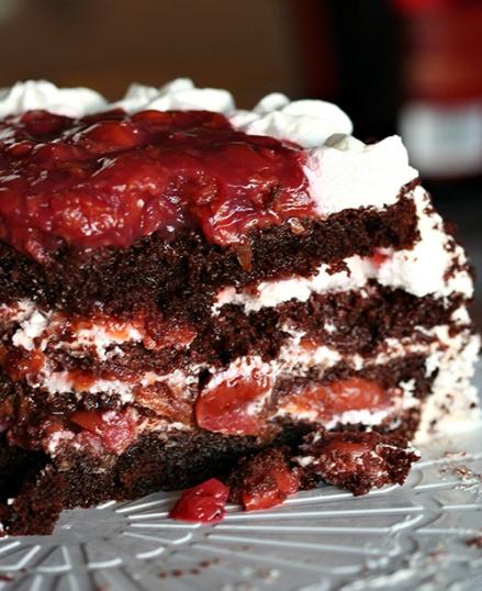 Black Forest Cake  |  Amandeleine